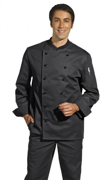 Kochjacke Leiber 1278790 für Damen und Herren in schwarz