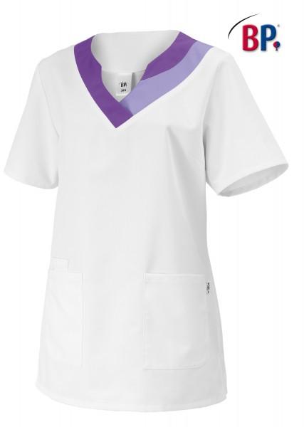 BP® Damen-Schlupfkasack weiß/lila