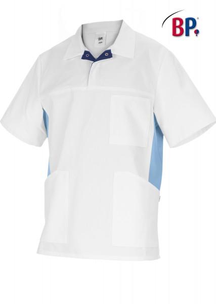 BP® Schlupfkasack für Sie&Ihn weiß/hellblau