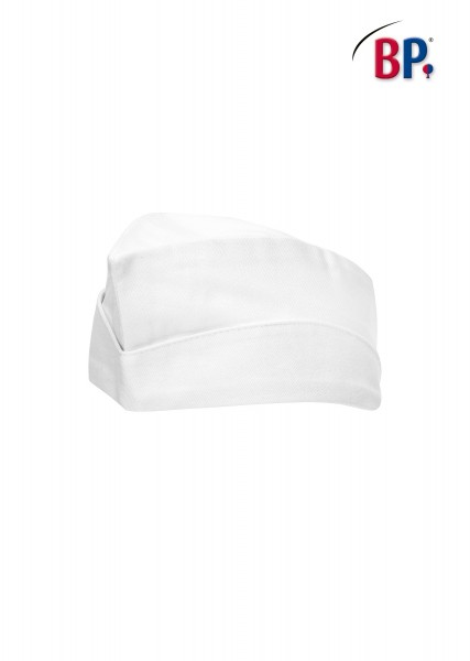 BP- Schiffchen 1585 130 21 in weiß aus reiner Baumwolle - 2 Stück Packung