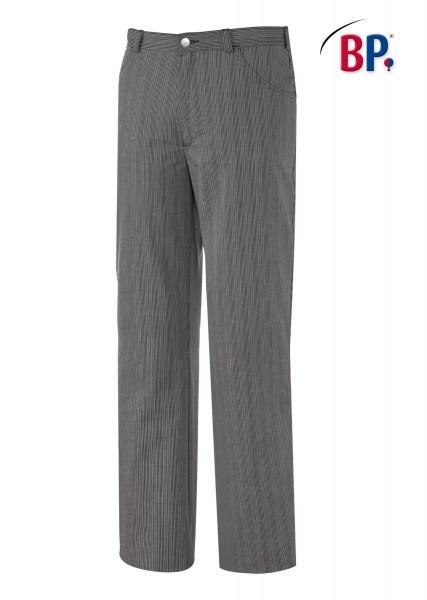 BP® Hose 1643 801 36 unisex in schwarz-weiß Stresemann aus strapazierfähigem Mischgewebe