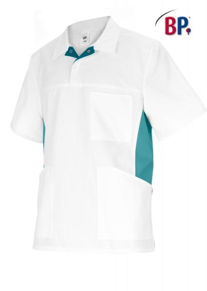 BP® Schlupfkasack für Sie&Ihn weiß/petrol