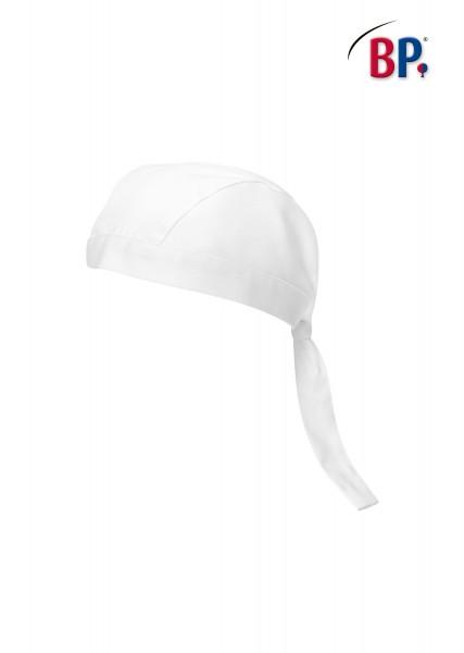 BP- Bandana 1590 400 21 in weiß aus strapazierfähigem Mischgewebe