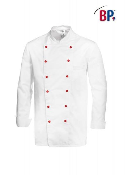 BP Kochjacke 1503 für Herren in weiß aus Mischgewebe