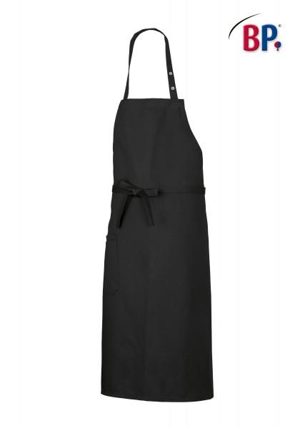 BP- Latzschürze, Farbe schwarz aus Baumwollmischgewebe